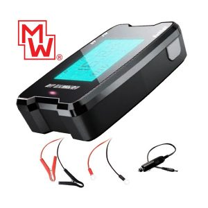Tester Μπαταριών Ψηφιακό Meanwell MW-336